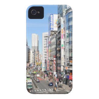Shinjuku district in Tokyo, Japan iPhone 4 Case