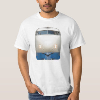 Shinkansen 0 system tee shirts
