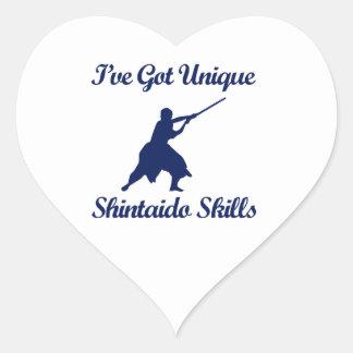 shintaido martial art designs stickers