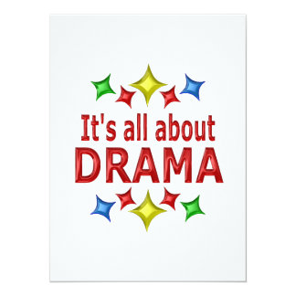 Shiny About Drama Announcements