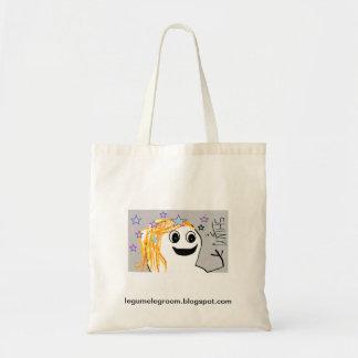 Shiny Canvas Bag