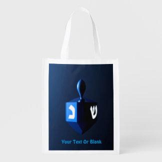 Shiny Blue Dreidel