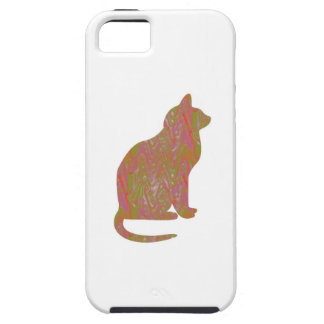SHINY Brown CAT KIDS Love Kitty Kittens LOWPRICE iPhone 5 Cover