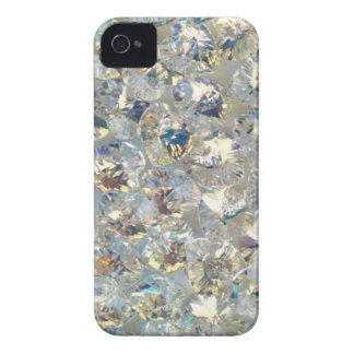Shiny Crystals iPhone 4 Case