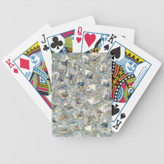 Shiny Crystals Playing Cards