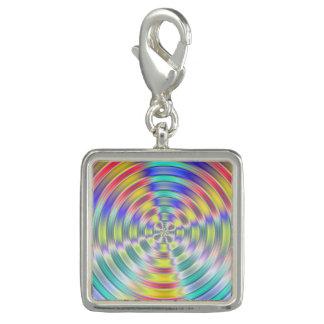 Shiny Disc Photo Charms