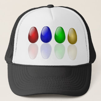 Shiny Easter Eggs Trucker Hat