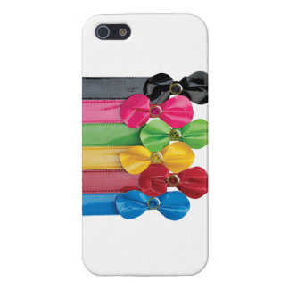 Shiny Funky Bows Jewels Rhinestones Iphone5 Case iPhone 5 Case