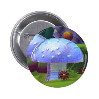 Shiny Mushroom Button
