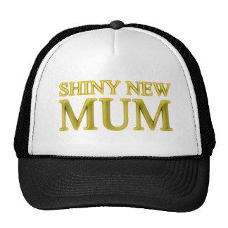 Shiny New Mum Cap