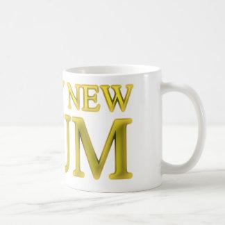 Shiny New Mum Coffee Mug