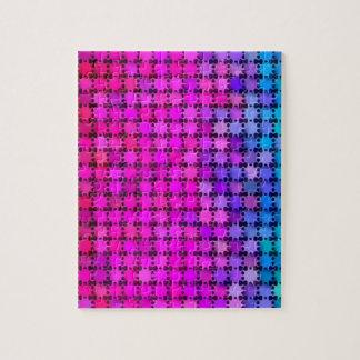 Shiny Rainbow Stars Jigsaw Puzzle