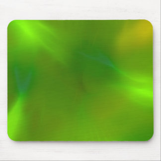 Shiny Shimmering Lime Green Mouse Mat