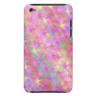 Shiny Shimmery Abstract Digital Art iPod Touch Cover
