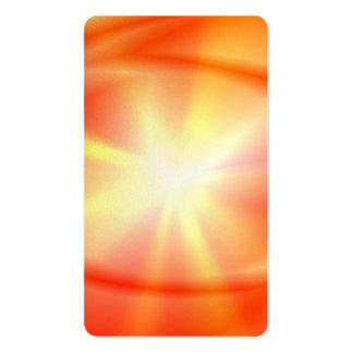 Shiny Star Business Card