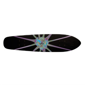 Shiny Star Custom Skateboard
