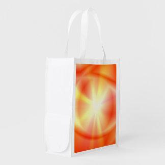 Shiny Star Reusable Grocery Bags