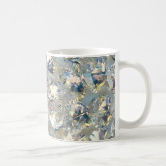 Shiny Swarovski Crystals Coffee Tea Mug