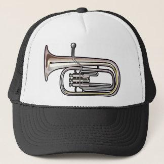 Shiny Tuba Hat