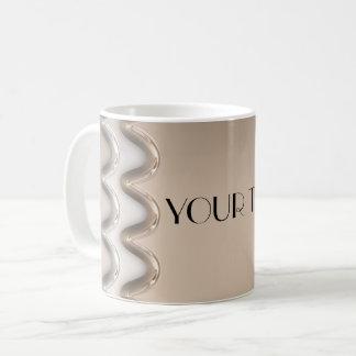Shiny Waves Mug