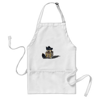 ShinyShoesOnShoeShineBox052215 Standard Apron