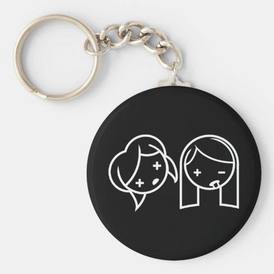 Shinyuu Key Ring