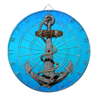 Ship Anchor Dartboard