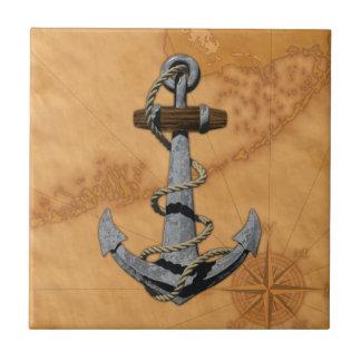 Ship Anchor Tile