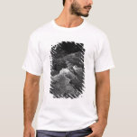 Ship in stormy sea T-Shirt