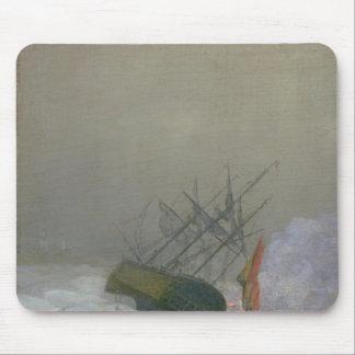 Ship in the Polar Sea, 12th December 1798 Mouse Mat