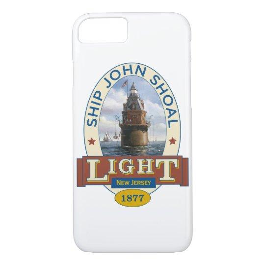 Ship John Shoal Lighthouse iPhone 8/7 Case