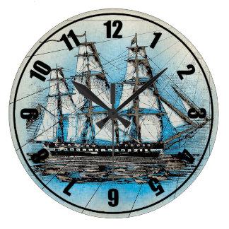 Ship Large Clock