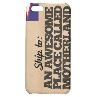 Ship me to American Samoa iPhone 5C Cases