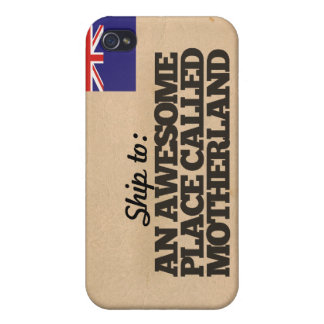 Ship me to British Virgin Islands Case For iPhone 4