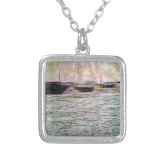 Ship Of Souls Custom Necklace