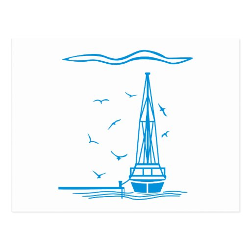 Ship Postcards