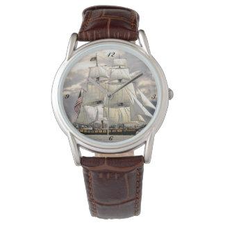 Ship Sails Nautical Watch