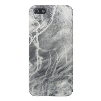 Ship tracks in the Pacific Ocean iPhone 5 Case