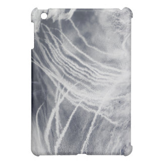 Ship tracks the northern Pacific Ocean iPad Mini Case