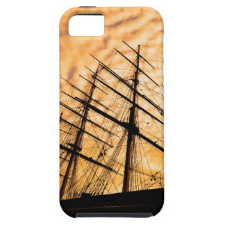 Ship, Trawlers Artwork for Boaters iPhone 5/5S Case