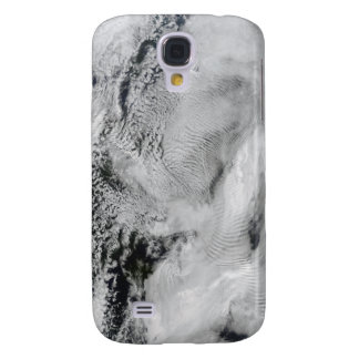 Ship-wave-shaped wave clouds galaxy s4 case