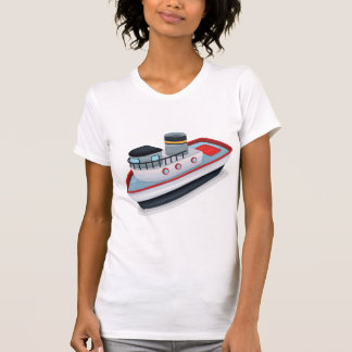 Ship Womens T-Shirt