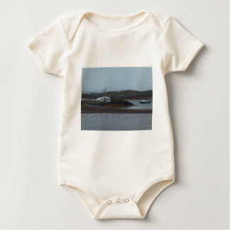 Ship wrecked baby bodysuit