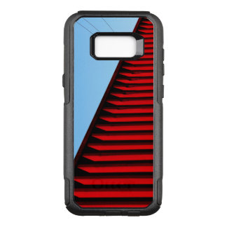 Shipping Container Art Photograph OtterBox Commuter Samsung Galaxy S8+ Case
