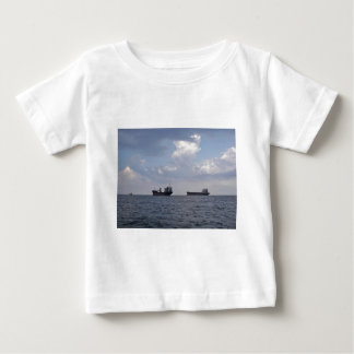 Shipping In The Black Sea Baby T-Shirt