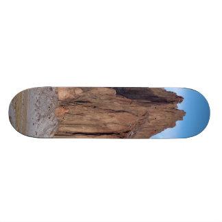 Shiprock Mountain New Mexico Skateboards