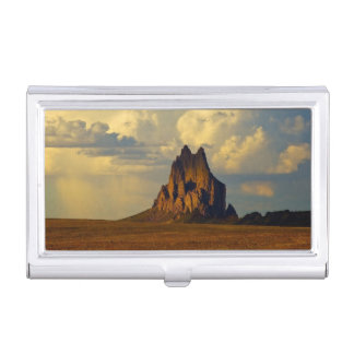 Shiprock vs. Thunderhead Business Card Holder