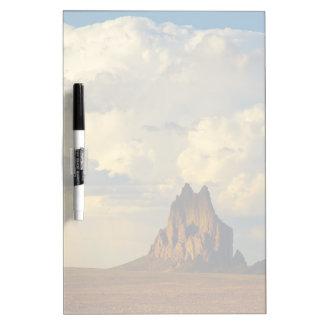 Shiprock vs. Thunderhead Dry Erase Board