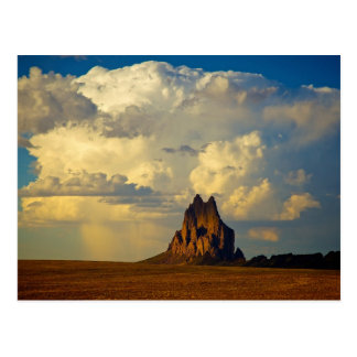Shiprock vs. Thunderhead Postcard