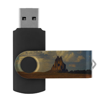 Shiprock vs. Thunderhead USB Flash Drive